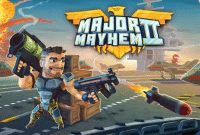 Download Game Major Mayhem 2 Mod Apk Terbaru