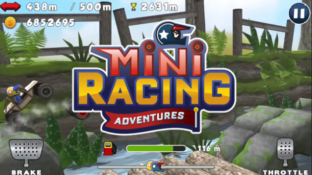 Download Game Mini Racing Adventure Mod Apk Terbaru