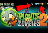 Download Plants Vs Zombies 2 Mod Apk Terbaru