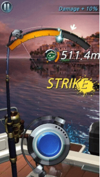 Gameplay Fishing Hook Kail Pancing Mod Apk